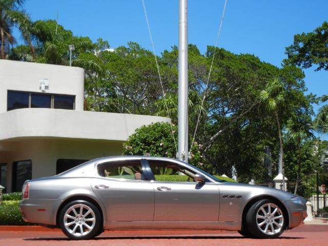 2006 Maserati Quattroporte Executive Package - Photo 5 - North Miami, FL 33181