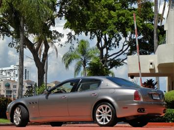 2006 Maserati Quattroporte Executive Package - Photo 2 - North Miami, FL 33181