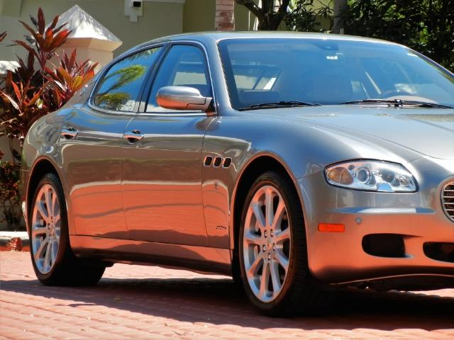 2006 Maserati Quattroporte Executive Package - Photo 9 - North Miami, FL 33181