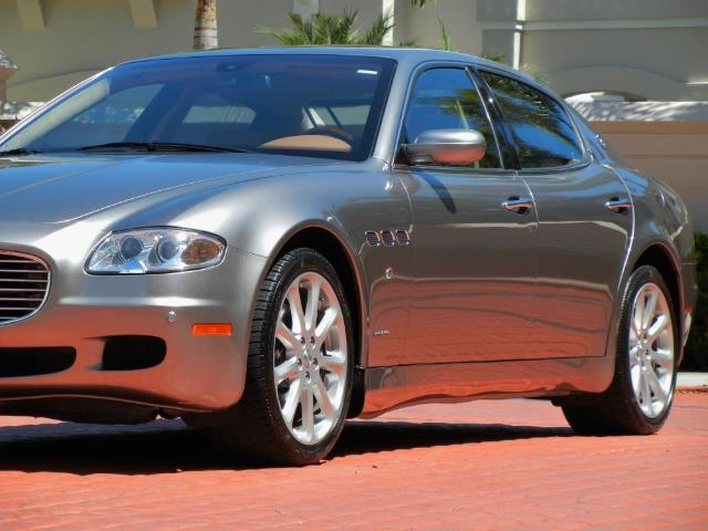 2006 Maserati Quattroporte Executive Package - Photo 10 - North Miami, FL 33181