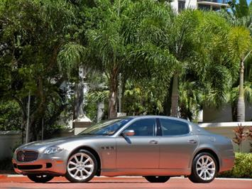 2006 Maserati Quattroporte Executive Package - Photo 3 - North Miami, FL 33181