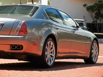2006 Maserati Quattroporte Executive Package - Photo 12 - North Miami, FL 33181