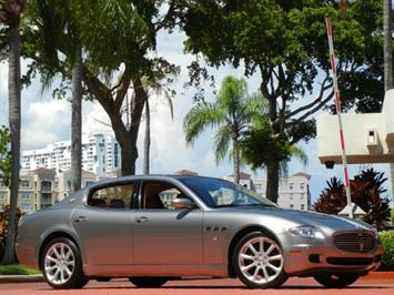 2006 Maserati Quattroporte Executive Package - Photo 1 - North Miami, FL 33181
