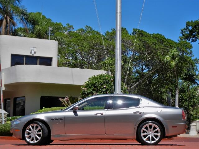 2006 Maserati Quattroporte Executive Package - Photo 6 - North Miami, FL 33181