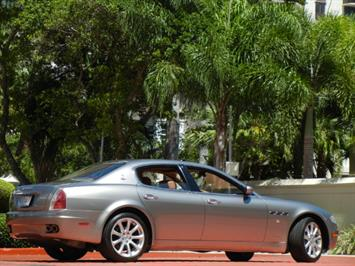 2006 Maserati Quattroporte Executive Package - Photo 4 - North Miami, FL 33181