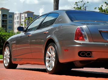 2006 Maserati Quattroporte Executive Package - Photo 11 - North Miami, FL 33181
