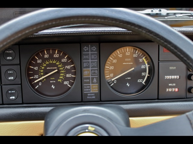 Buy Here Pay Here Miami >> 1988 Ferrari Mondial for sale in Miami, FL | Stock #: 13299