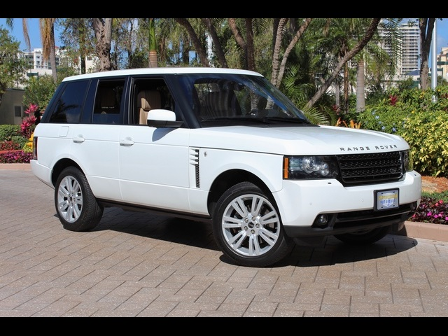 2012 Land Rover Range Rover HSE LUXURY for sale in Miami, FL | Stock