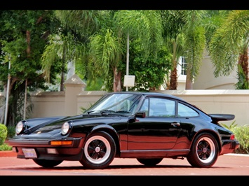 1986 Porsche 911 Carrera - Photo 4 - North Miami, FL 33181