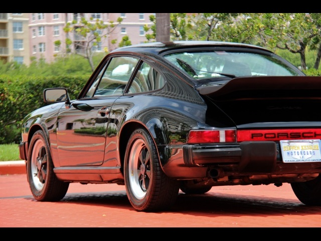 1986 Porsche 911 Carrera - Photo 12 - North Miami, FL 33181