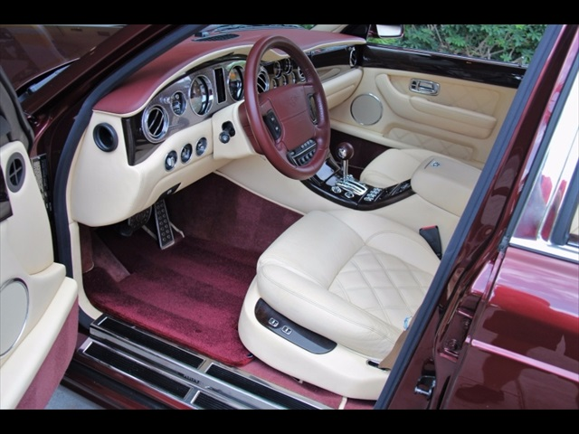 2002 Bentley Arnage T For Sale In Miami Fl Stock 15373