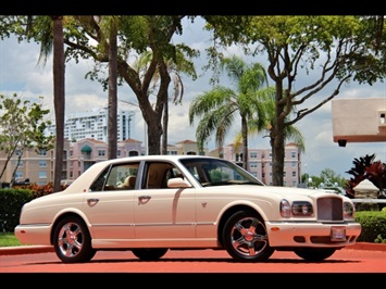 2001 Bentley Arnage Red Label Sedan