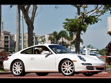 2008 Porsche 911 Carrera S Tiptronic PPI Approved Coupe