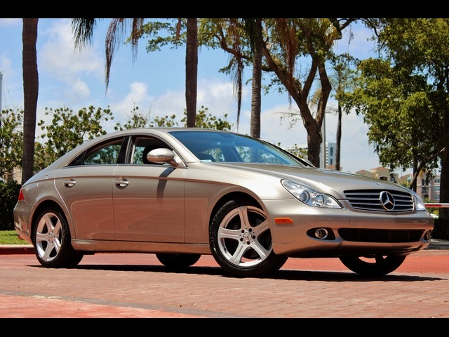 2006 Mercedes Benz Cls500 For Sale In Miami Fl Stock