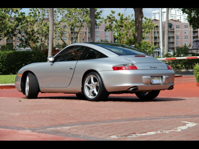 2004 Porsche 911 Targa - Photo 3 - North Miami, FL 33181