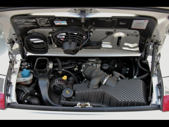 2004 Porsche 911 Targa - Photo 42 - North Miami, FL 33181