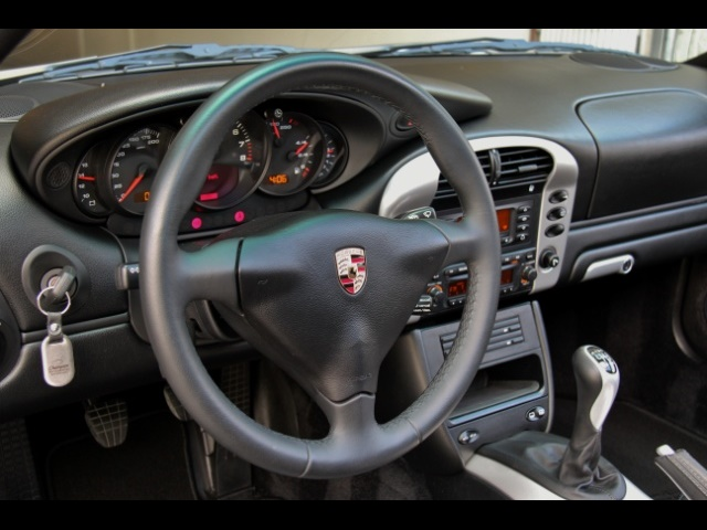 2004 Porsche 911 Targa - Photo 24 - North Miami, FL 33181