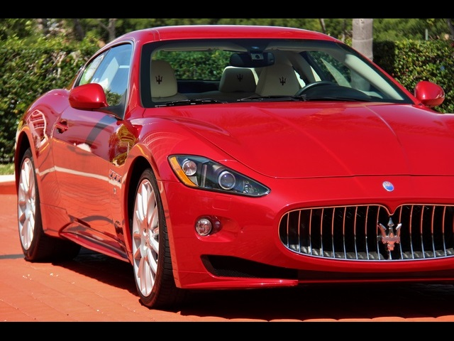 2012 Maserati Gran Turismo S - Photo 10 - North Miami, FL 33181