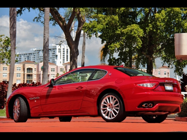 2012 Maserati Gran Turismo S - Photo 3 - North Miami, FL 33181