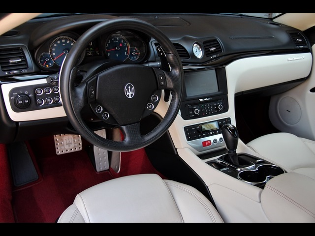 2012 Maserati Gran Turismo S - Photo 24 - North Miami, FL 33181