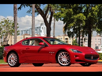 2012 Maserati Gran Turismo S - Photo 1 - North Miami, FL 33181