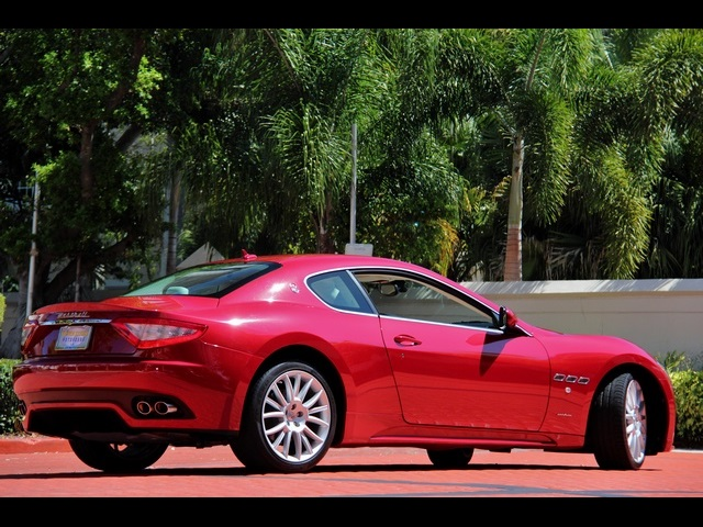 2012 Maserati Gran Turismo S - Photo 5 - North Miami, FL 33181