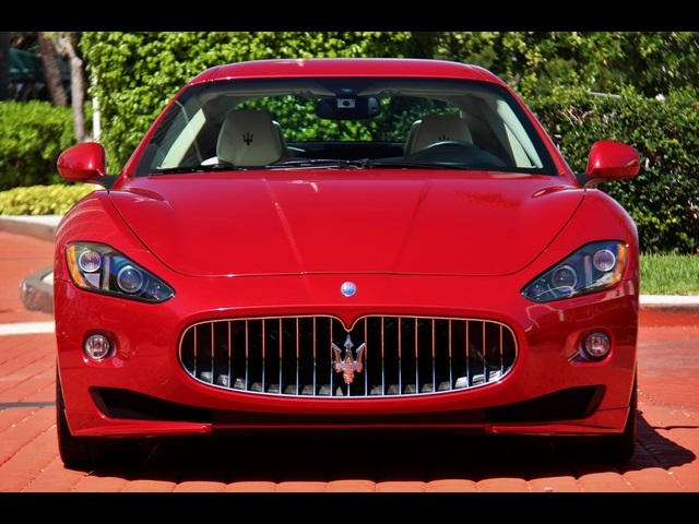 2012 Maserati Gran Turismo S - Photo 8 - North Miami, FL 33181