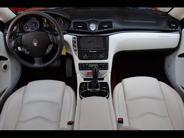 2012 Maserati Gran Turismo S - Photo 22 - North Miami, FL 33181