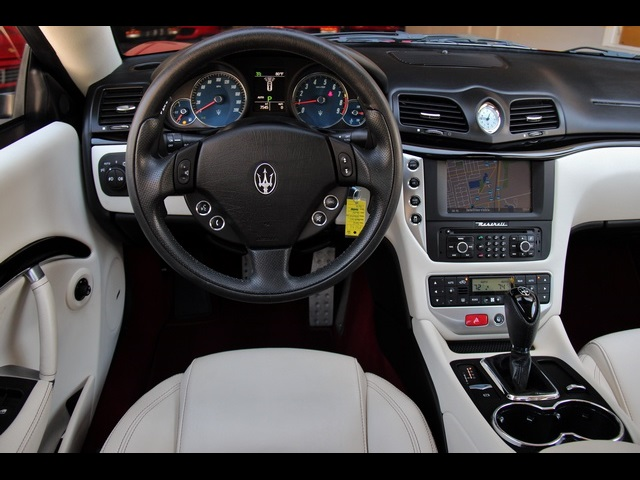 2012 Maserati Gran Turismo S - Photo 21 - North Miami, FL 33181