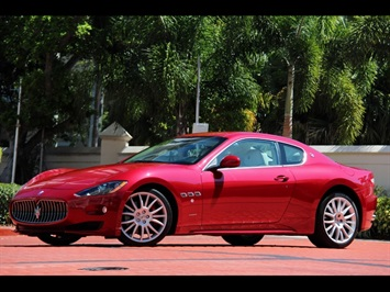 2012 Maserati Gran Turismo S - Photo 4 - North Miami, FL 33181