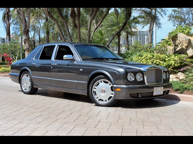 2006 bentley arnage r for sale in miami, fl | stock #: 13271