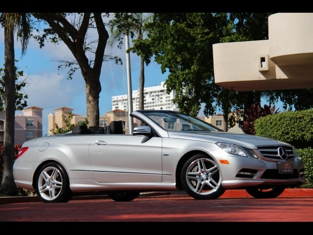 2012 mercedes benz e550 convertible for sale in miami fl for Mercedes benz miami florida