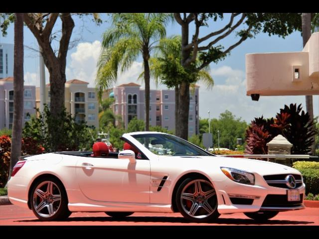 2013 mercedes benz sl63 amg for sale in miami fl stock for Mercedes benz miami florida