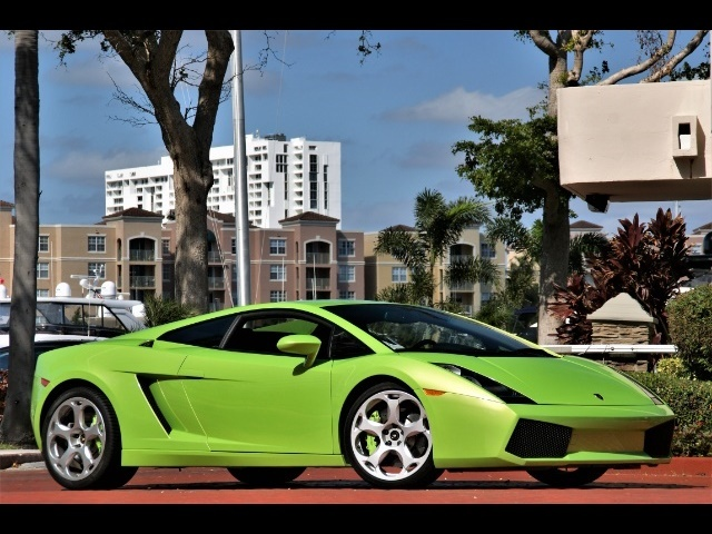 2005 Lamborghini Gallardo E-Gear - Photo 1 - North Miami, FL 33181