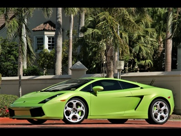 2005 Lamborghini Gallardo E-Gear - Photo 4 - North Miami, FL 33181