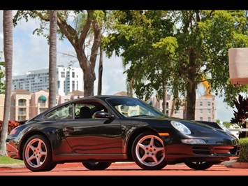 2005 Porsche 911 Carrera 6 Speed Manual Transmission Coupe