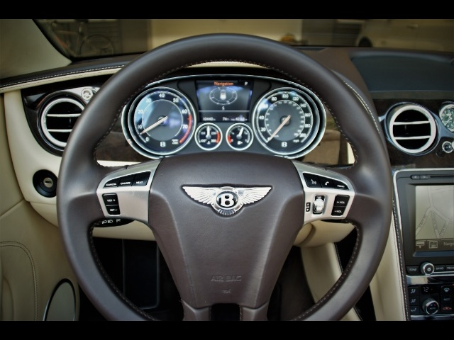 2014 Bentley Continental GT GTC V8 CONVERTIBLE - Photo 18 - North Miami, FL 33181