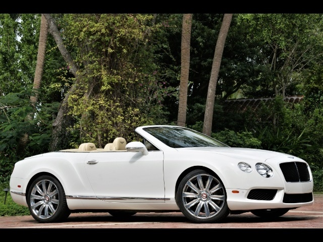 2014 Bentley Continental GT GTC V8 CONVERTIBLE - Photo 1 - North Miami, FL 33181