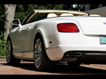 2014 Bentley Continental GT GTC V8 CONVERTIBLE - Photo 12 - North Miami, FL 33181