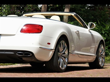 2014 Bentley Continental GT GTC V8 CONVERTIBLE - Photo 13 - North Miami, FL 33181