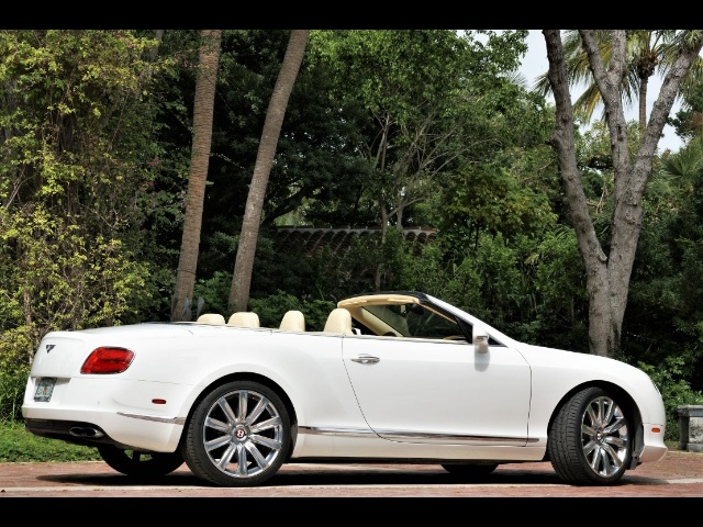 2014 Bentley Continental GT GTC V8 CONVERTIBLE - Photo 5 - North Miami, FL 33181
