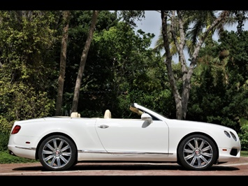 2014 Bentley Continental GT GTC V8 CONVERTIBLE - Photo 6 - North Miami, FL 33181