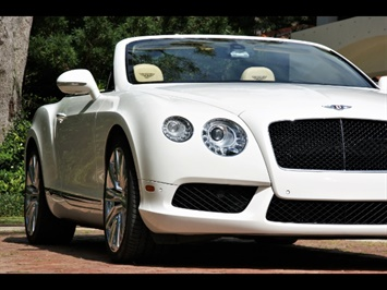 2014 Bentley Continental GT GTC V8 CONVERTIBLE - Photo 10 - North Miami, FL 33181