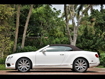2014 Bentley Continental GT GTC V8 CONVERTIBLE - Photo 7 - North Miami, FL 33181
