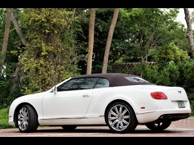 2014 Bentley Continental GT GTC V8 CONVERTIBLE - Photo 3 - North Miami, FL 33181