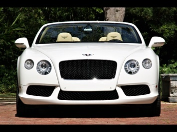 2014 Bentley Continental GT GTC V8 CONVERTIBLE - Photo 8 - North Miami, FL 33181