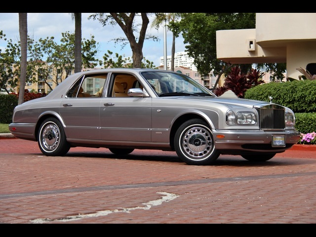 2001 rolls-royce silver seraph lol last of line for sale in miami