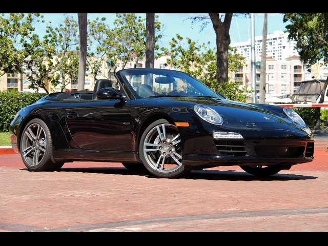 2012 porsche 911 carrera cabriolet black edition for sale in miami fl stock 14267. Black Bedroom Furniture Sets. Home Design Ideas