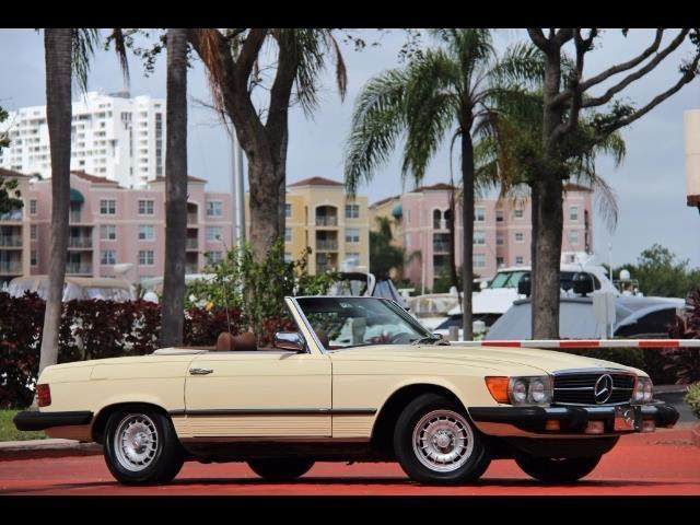 1978 mercedes benz 450sl for sale in miami fl stock for Mercedes benz miami florida