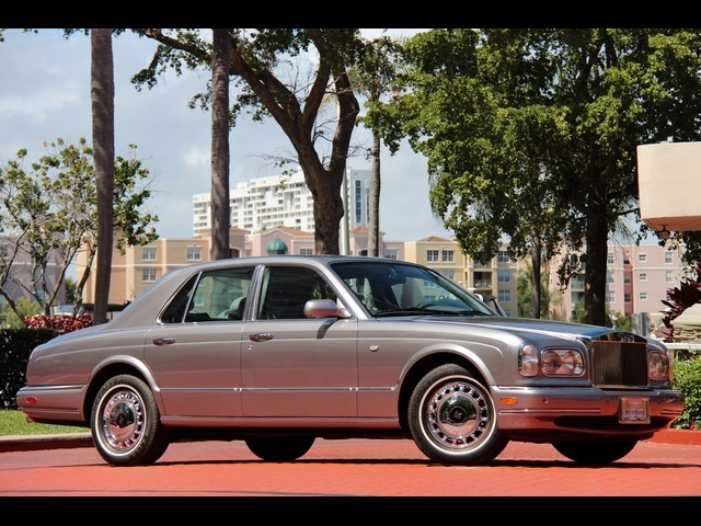 2000 Rolls-Royce Silver Seraph - Photo 1 - North Miami, FL 33181